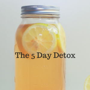 The 5 Day Detox