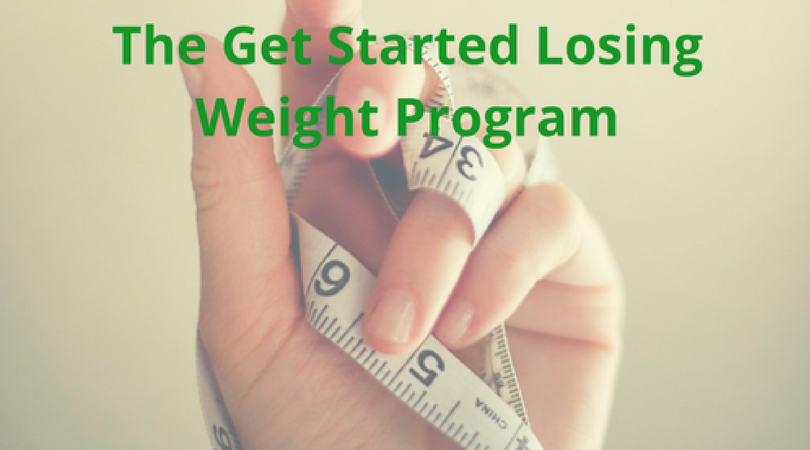 get started losing weight