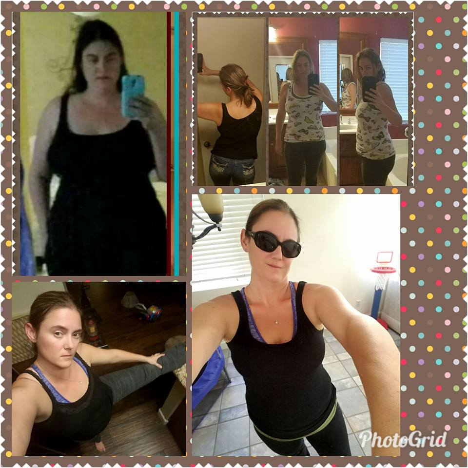 Carries Weight Loss Success