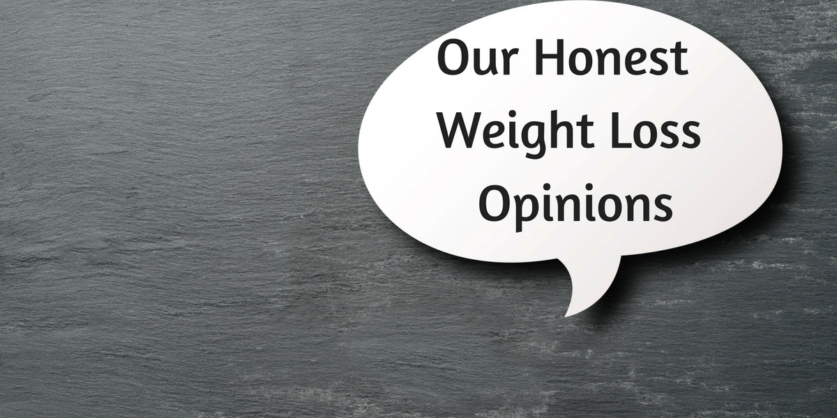 Our Honest Weight Loss Opinions